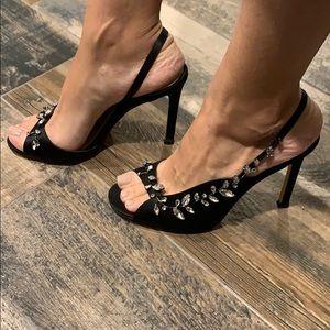 Fancy evening shoes